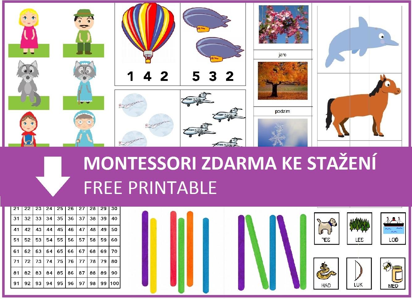 Montessori Inspirace The Tode